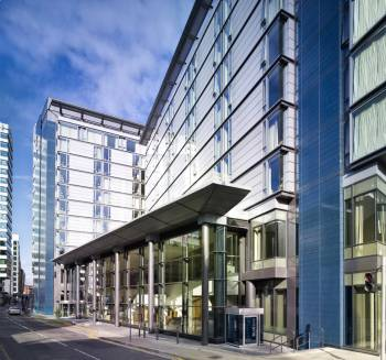 Ansicht DoubleTree by Hilton Hotel Manchester - Piccadilly