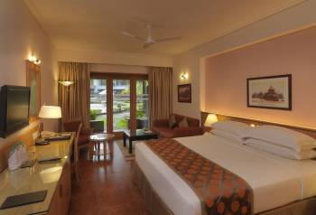 Ansicht DoubleTree by Hilton Hotel Goa - Arpora - Baga