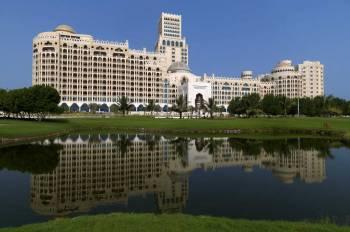 Ansicht Waldorf Astoria Ras Al Khaimah