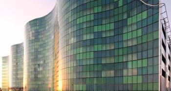 Ansicht Hilton Capital Grand Abu Dhabi