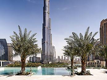 Ansicht Sofitel Dubai Downtown