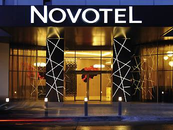 Ansicht Novotel Panama City