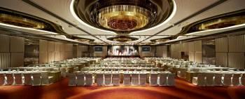 InterContinental Ballroom - Meeting Setup