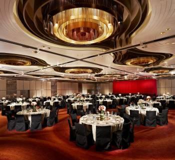 InterContinental Ballroom - Banquet Setup