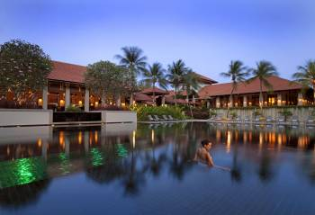 Ansicht Sofitel Singapore Sentosa Resort & Spa