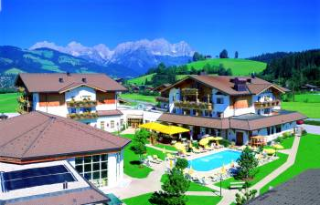 Ansicht CORDIAL Golf & Wellness Hotel