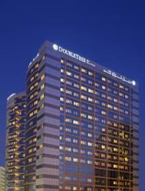 Ansicht DoubleTree by Hilton Hotel & Residences Dubai-Al Barsha