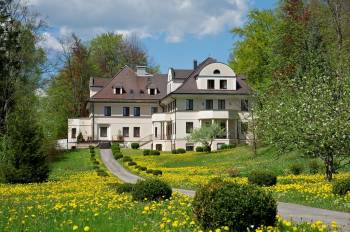 Ansicht Villa Toscana