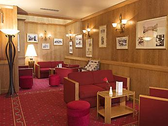 Ansicht Hôtel Mercure Paris Place d'Italie
