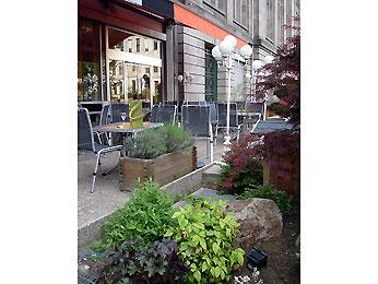 Ansicht Hôtel Mercure Mulhouse Centre