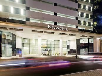 Ansicht Novotel Dubai Al Barsha