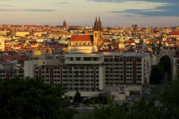 Ansicht Intercontinental Prague