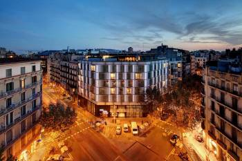 Ansicht Olivia Balmes Hotel