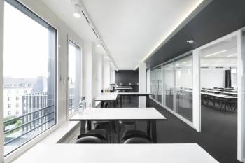Zwischenraum | Training Room - Terrasse