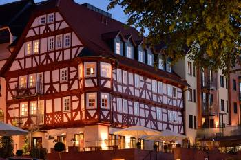 Hotelbild Relais & Châteaux Hotel Die Sonne Frankenberg
