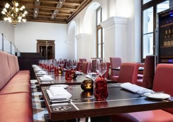 Brasserie Stadthaus im Derag Livinghotel De Medici