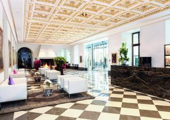 Lobby Derag Livinghotel De Medici
