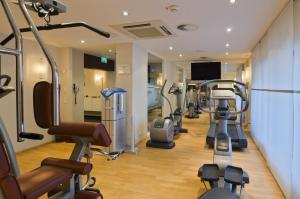 "Fitnessraum Spa Magic ""Beauty & Wellness im Schweizerhof"""