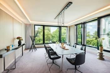 Le Méridien Hamburg - Boardroom Level 3