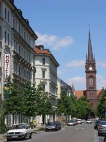 Ansicht Galerie Hotel Leipziger Hof