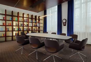 """Tagungsraum """"Bibliothek"""""""