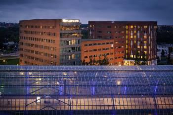 Ansicht Mercure Hotel Amsterdam Sloterdijk Station