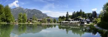 Ansicht Riessersee Hotel Garmisch-Partenkirchen