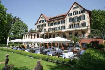 Ansicht Sorell Hotel Zürichberg