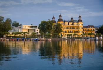 Ansicht Falkensteiner Schlosshotel Velden