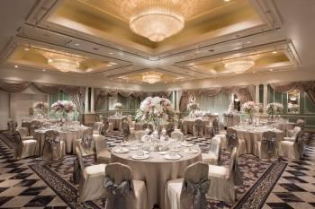 Orion Grand Ballroom at Hilton Tokyo Odaiba