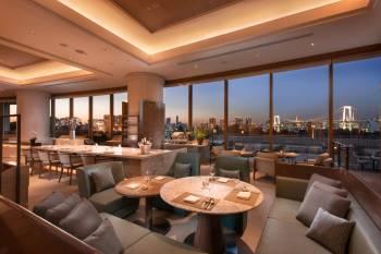 Seascape Restaurant at Hilton Tokyo Odaiba