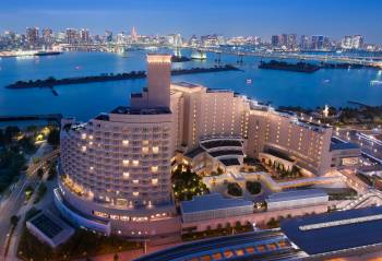 Hilton Tokyo Odaiba - Hotel Exterior