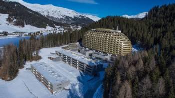 Ansicht Intercontinental Davos
