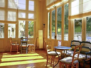 Ansicht Hôtel Mercure Saint Nectaire Spa & Bien être