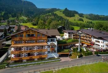 Ansicht Hotel Kaiserhof Kitzbühel