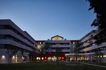 Ansicht Thermal Hotel Balance Lenti