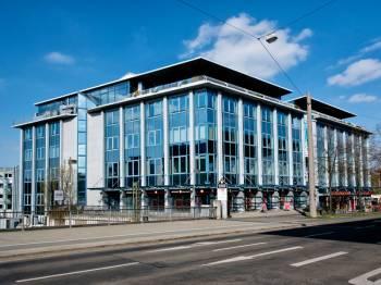 Ansicht ECKD Event- und Tagungszentrum Kassel
