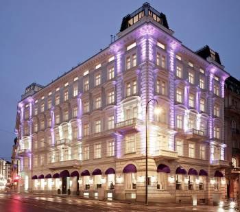 Ansicht Hotel Sans Souci Wien