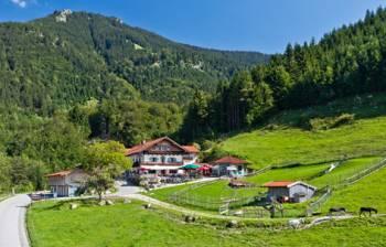 Ansicht Berggasthof  Duftbräu