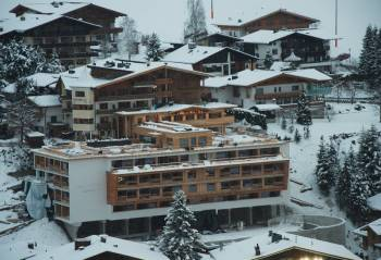 Ansicht Hotel Alpin Juwel