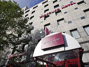 Hôtel Mercure Saint Quentin en Yvelines Centre