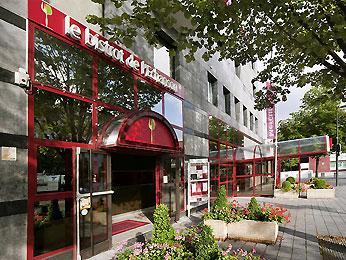 Ansicht Hôtel Mercure Saint Quentin en Yvelines Centre