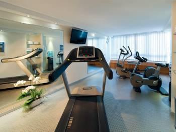 Wie wäre es mit einer Trainingsstunde in unserem Mini Gym ?