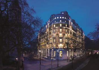 Ansicht Corinthia Hotel London