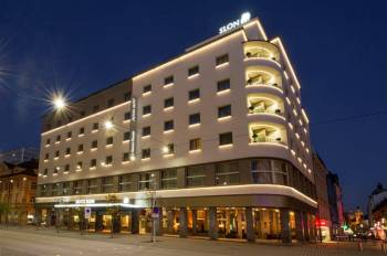 Ansicht Best Western Premier Hotel Slon