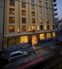 Ansicht City Hotel Ljubljana