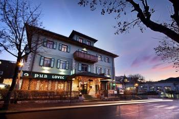 Ansicht Best Western Premier Hotel Lovec
