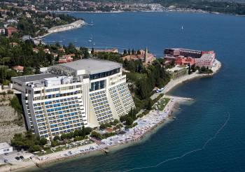 Ansicht Grand Hotel Bernadin