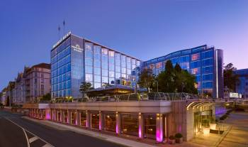 Ansicht Hotel President Wilson, A Luxury Collection Hotel, Geneva