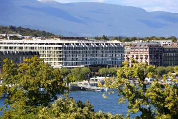 Ansicht Grand Hotel Kempinski Geneva